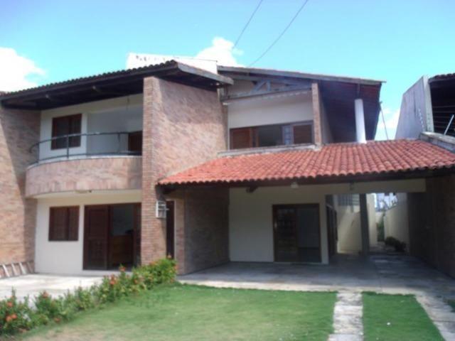 Luciano Cavalcante - Casa Duplex 491,92m² Alto Padrão com 4 quartos e 10 vagas