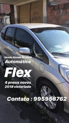 Honda New Fit 2014 Aut