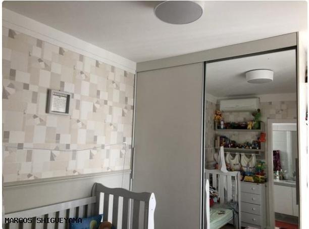 Apartamento com 3/4 (2 suítes) + dependência. armários e painéis primeira linha! VG1620 - Foto 9