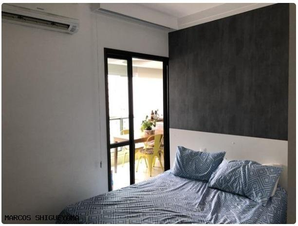 Apartamento com 3/4 (2 suítes) + dependência. armários e painéis primeira linha! VG1620 - Foto 8