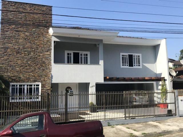 Casa à venda com 3 dormitórios em Saguaçú, Joinville cod:KR731