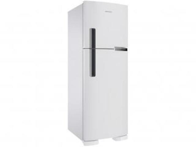 Geladeira/Refrigerador Brastemp Frost Free Duplex - Branca 374L brm44hbana 110V