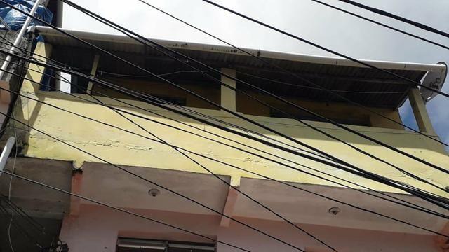Vendo está linda casa no bairro de plataforma Rua 7 de abril são João do cabrito - Foto 3