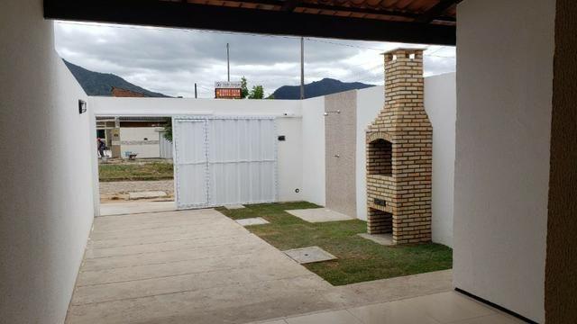 Casas prontas no Maranguape com2 quartos e condicoes especiais - Foto 2