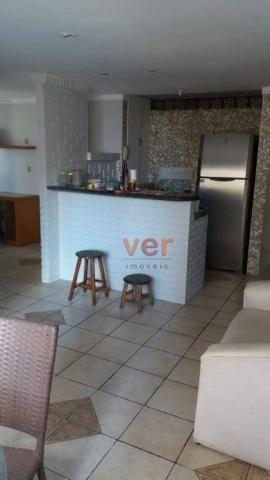 Apartamento para alugar, 60 m² por R$ 1.500,00/mês - Meireles - Fortaleza/CE - Foto 7