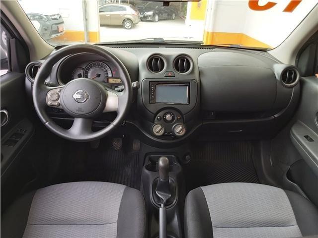 Nissan March 1.6 sr 16v flex 4p manual - Foto 14