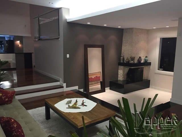 Casa à venda com 5 dormitórios em Jardim mauá, Novo hamburgo cod:13445 - Foto 3