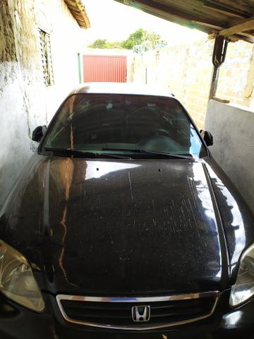 Honda Civic 2000 ( Automático ) - Foto 9