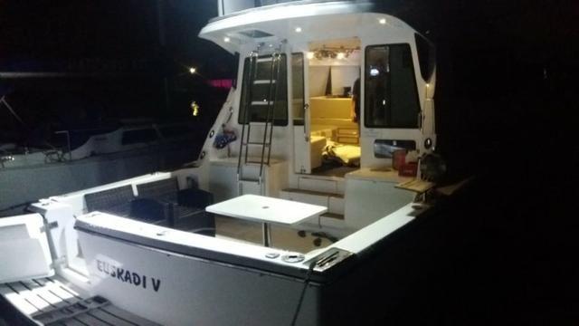 Lancha Rio Star 51 2012 ñ Cabras Mar,Intermarine,Ferret,Sedna,Sessa,Magiore - Foto 3