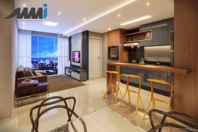 Icon - apartamento com 02 quartos sendo 01 suíte em bc - Foto 8