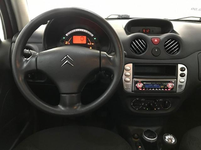 Citroen C3 1.4 Glx Único dono 2012 Vermelho - Foto 9