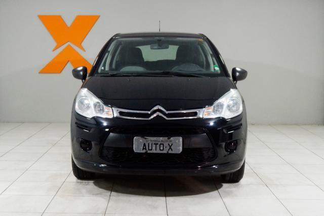 Citroën C3 Origine 1.5 Flex 8V 5p Mec. - Preto - 2014 - Foto 2