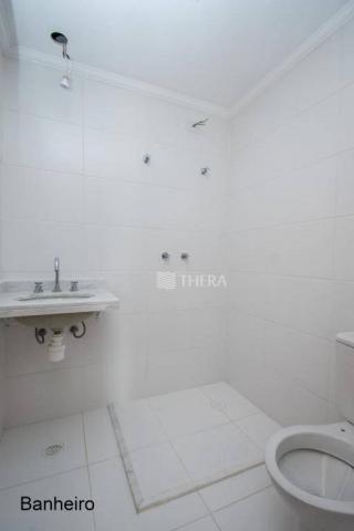 Apartamento com 2 dormitórios para alugar, 59 m² por r$ 1.350,00/mês - santa teresinha - s - Foto 5