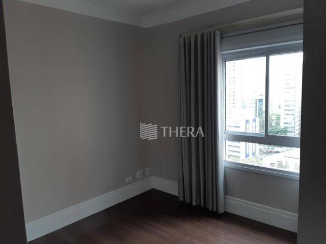 Apartamento com 3 dormitórios para alugar, 135 m² por r$ 5.000/mês - vila léa - santo andr - Foto 14