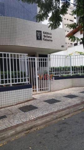 Apartamento para alugar, 60 m² por R$ 1.500,00/mês - Meireles - Fortaleza/CE - Foto 3