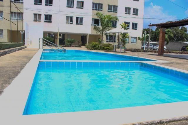 Apartamento com 2 dormitórios à venda, 59 m² por r$ 100.000,00 - santa tereza - parnamirim - Foto 9