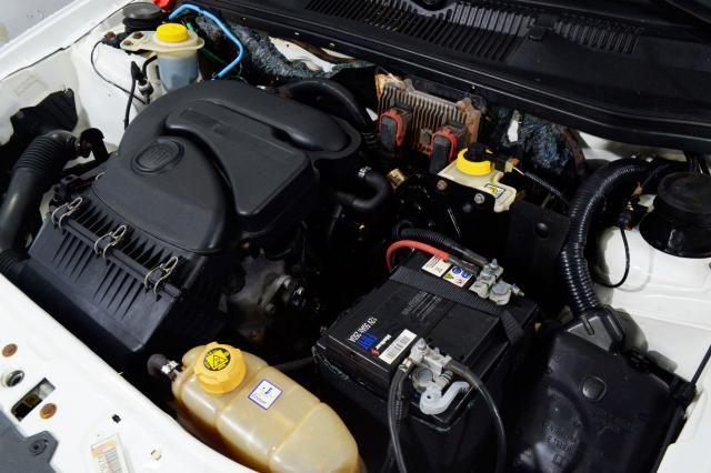 Fiat Strada Working HARD 1.4 Fire Flex 8V CE - Branco - 2018 - Foto 14