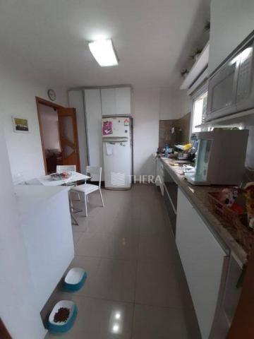 Apartamento com 3 dormitórios à venda, 126 m² por r$ 640.000,00 - vila gilda - santo andré - Foto 12