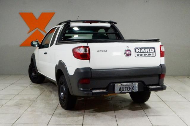 Fiat Strada Working HARD 1.4 Fire Flex 8V CE - Branco - 2018 - Foto 6