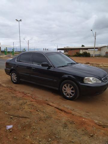 Honda Civic 2000 ( Automático ) - Foto 5