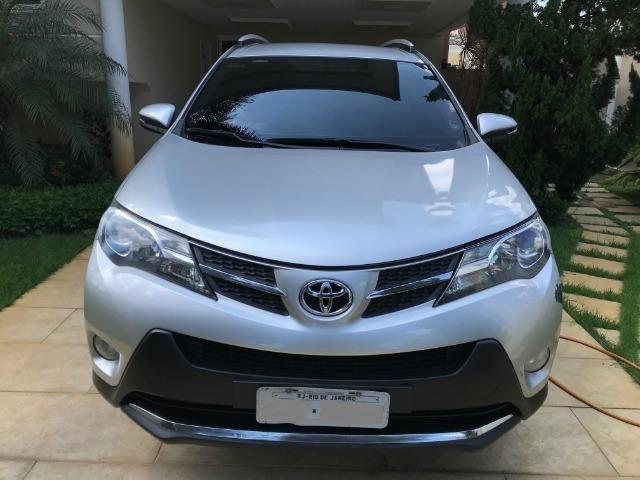 Toyota Rav 4 único dono 13/13 4x4 - Foto 5