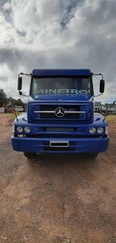 Caminhão l1620 caçamba - Foto 2