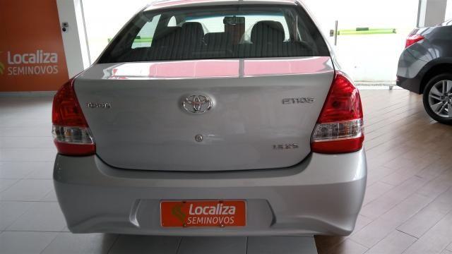 TOYOTA ETIOS 2018/2019 1.5 X PLUS 16V FLEX 4P AUTOMÁTICO - Foto 9