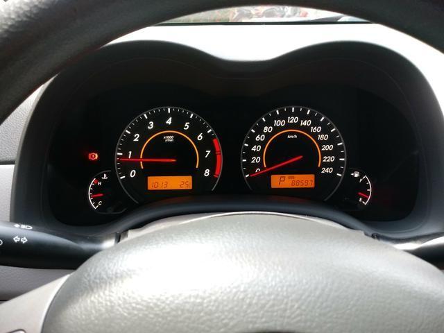 Corolla 2011 impecável - Foto 7