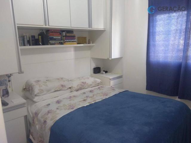 Apartamento com 3 dormitórios para alugar, 70 m² por R$ 1.600/mês - Centro - São José dos  - Foto 9