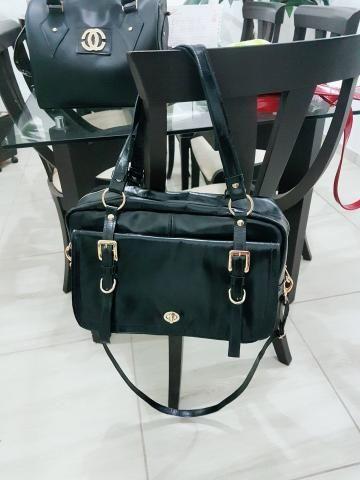 1aadc7a6b Bolsa em couro - Bolsas, malas e mochilas - Céu Azul, Camaragibe ...