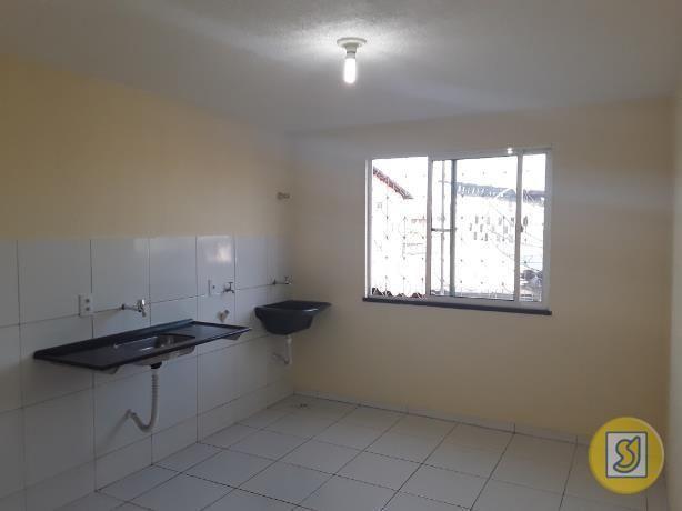 Apartamento para alugar com 2 dormitórios em Henrique jorge, Fortaleza cod:42383 - Foto 6