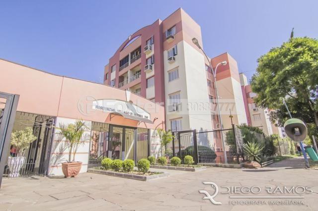 Apartamento à venda com 3 dormitórios em Jardim carvalho, Porto alegre cod:189543
