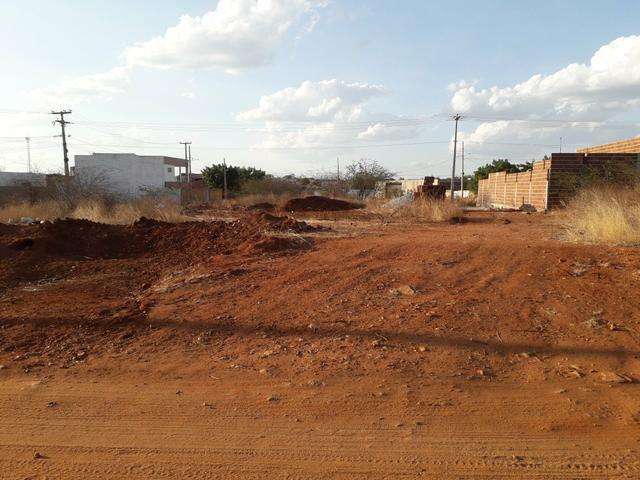 Vendo terrenos no Nova Brasilia ll, Patos/PB