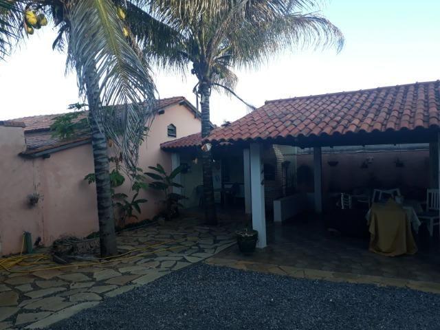 Vendo linda casa em condomínio fechado na DF 425(Pego sua casa no Setor de Mans?es!) - Foto 19
