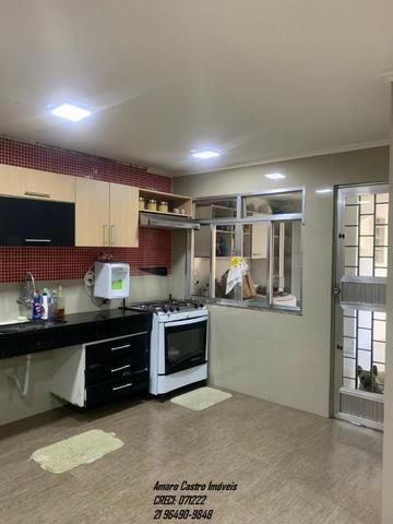 COD 176 - Linda casa porteira fechada 2 qts em Boa Esperança- Próx. à Miguel Couto - NI - Foto 11