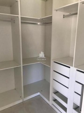 Casa em condomínio com 4 suítes e escritório - Foto 12