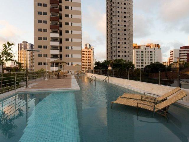 Apartamento Manaíra 3 q Projetado e mobiliado