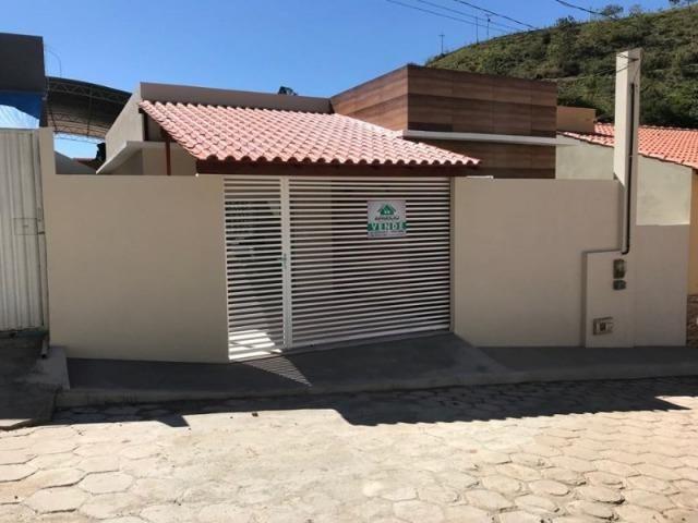 Casa baixa c/garagem - Guaçuí-ES