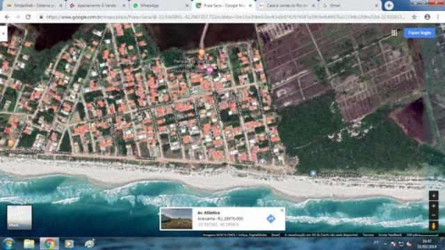 Terreno à venda em Praia seca, Araruama cod:TCFR00027 - Foto 4