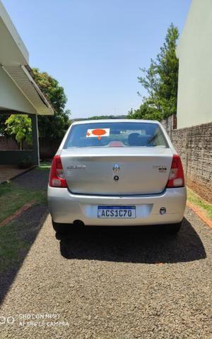 Renault Logan Expression 1.0 16v flex 2010 Repasse - Foto 4