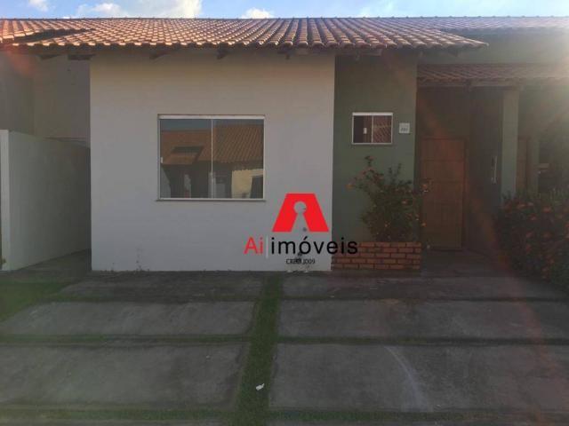 Casa com 3 dormitórios à venda, 72 m² por r$ 320.000 - parque dos sabiás - rio branco/ac - Foto 2
