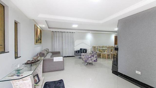 Casa com 5 dormitórios à venda, 350 m² por r$ 815.000,00 - hauer - curitiba/pr - Foto 5