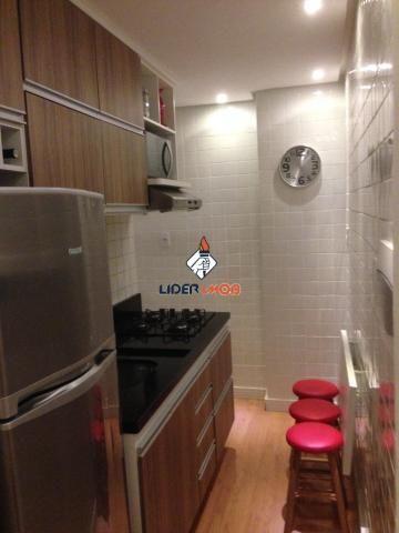 LÍDER IMOB - Apartamento 2/4 para Venda e Locação MOBILIADO, Pedra do Descanso, Feira de S - Foto 4