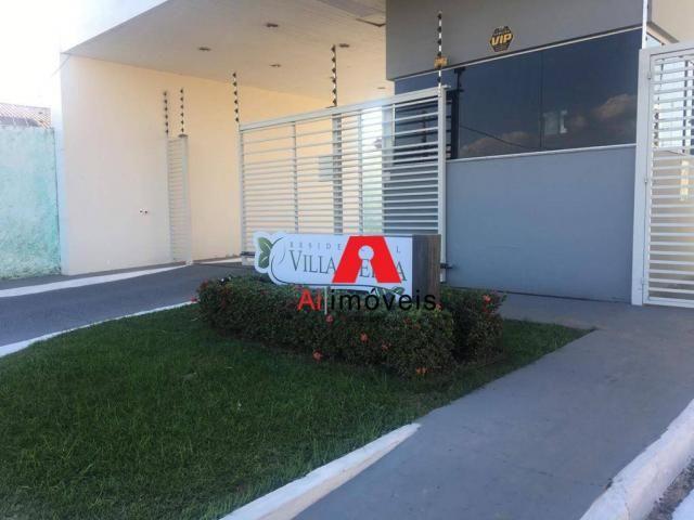 Casa com 3 dormitórios à venda, 72 m² por r$ 320.000 - parque dos sabiás - rio branco/ac