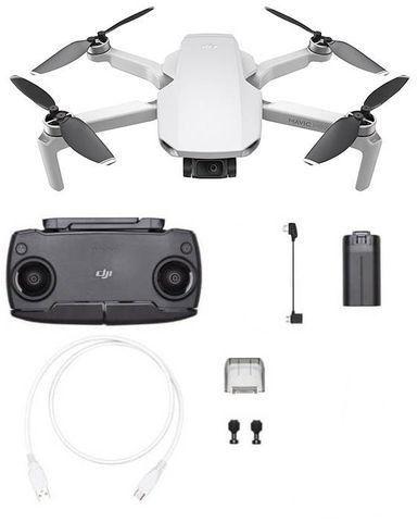 Drone DJI Mavic Mini, Homologado Pela Anatel Com 1 Ano de Garantia no Brasil - MT1SS5 - Foto 6