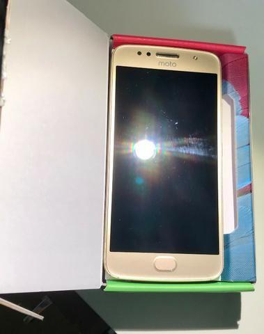 Celular Motorola G5S em estado de novo - Foto 5