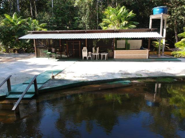 Balneário,Sítio com Restaurante funcionando BR 174 KM30 com 320.000 m² de área - Foto 6