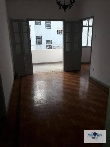 Apartamento com 3 dormitórios para alugar, muito amplo, melhor ponto do Bairro, por R$ 1.4 - Foto 3