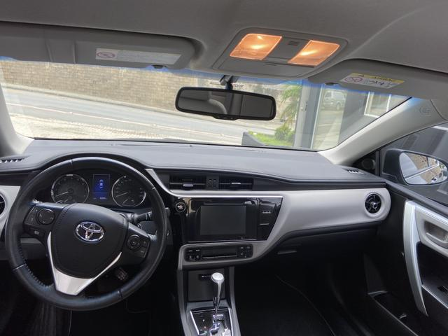 Corolla xei 2018 aut abaixo da Fipe - Foto 15