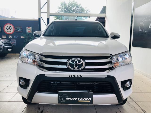 Toyota Hilux diesel 2018 impecável - Aceitamos troca e financiamos! - Foto 8